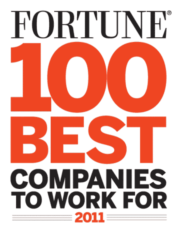 "Cisco #20 in the ""Best Companies to Work For"""