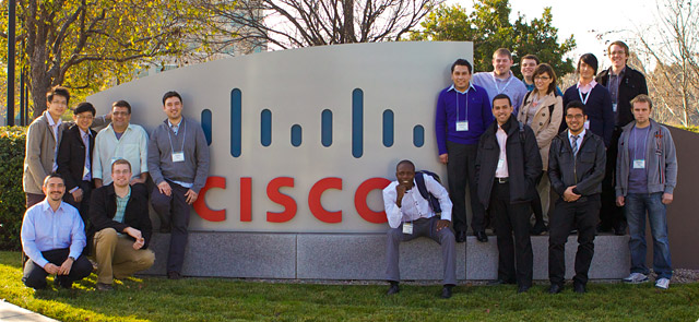 Cisco Networking Academy NetRiders competitions