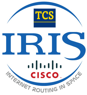 IRIS technology: VoIP call over the satellite