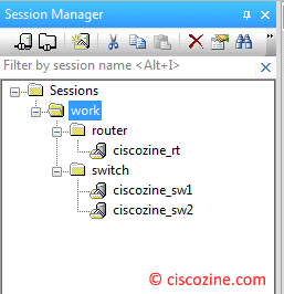 SecureCRT: How to import sessions via CSV file | CiscoZine